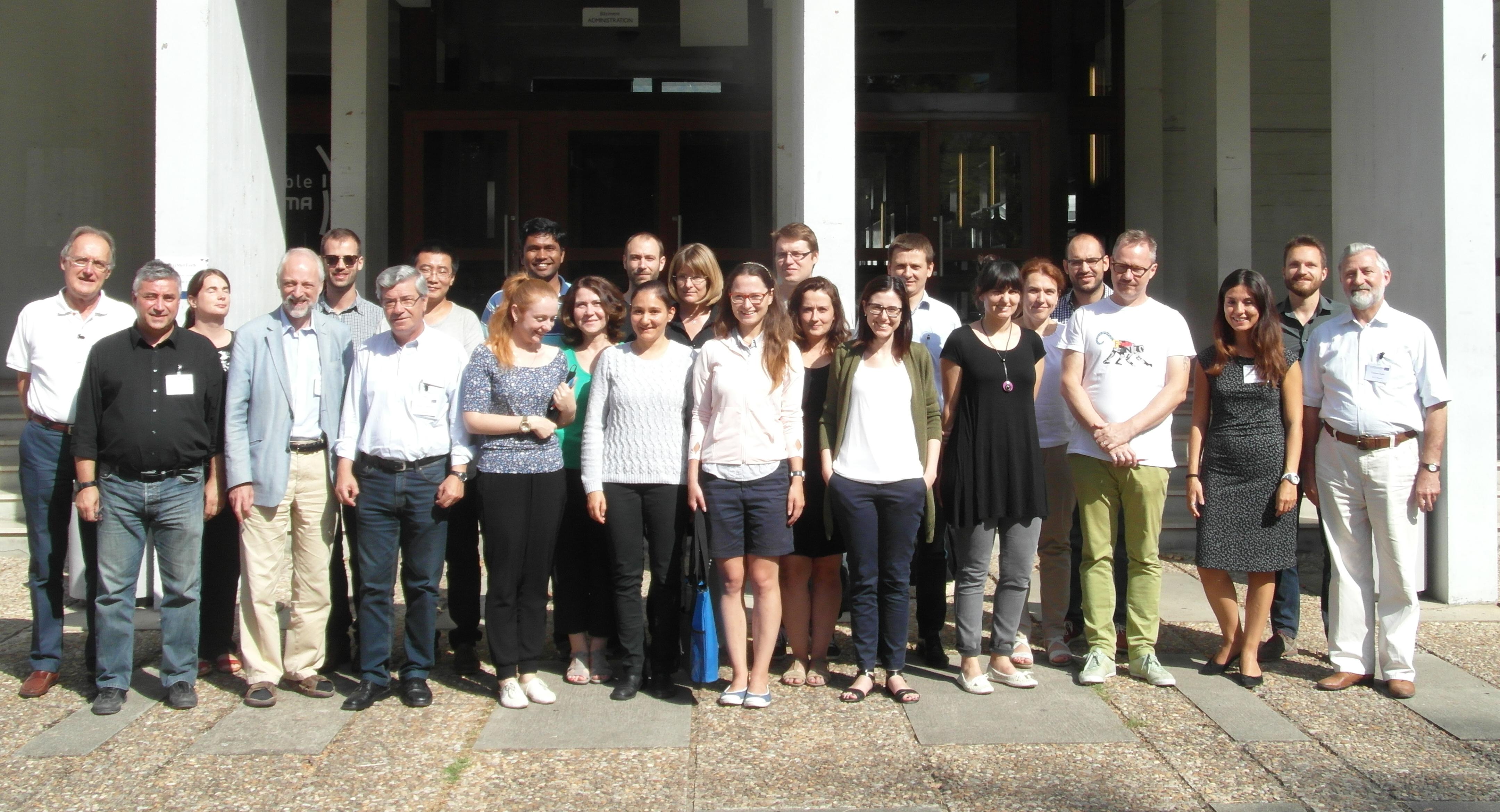 ViTriMetTech colloquium European ITN