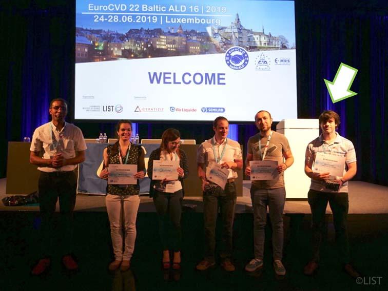 EuroCVD22 Prize