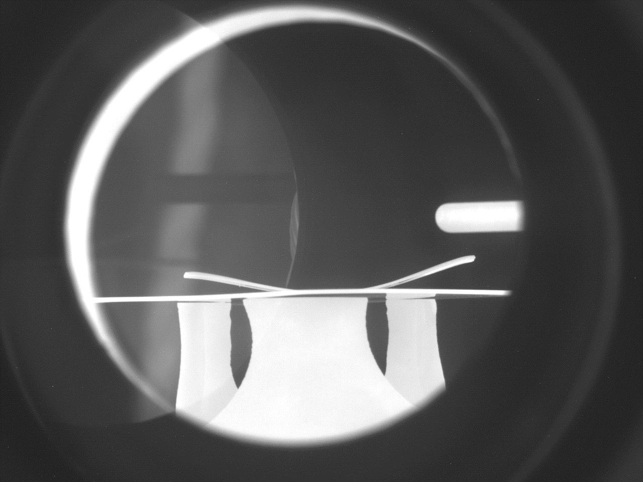 dilato optique T=1350°C