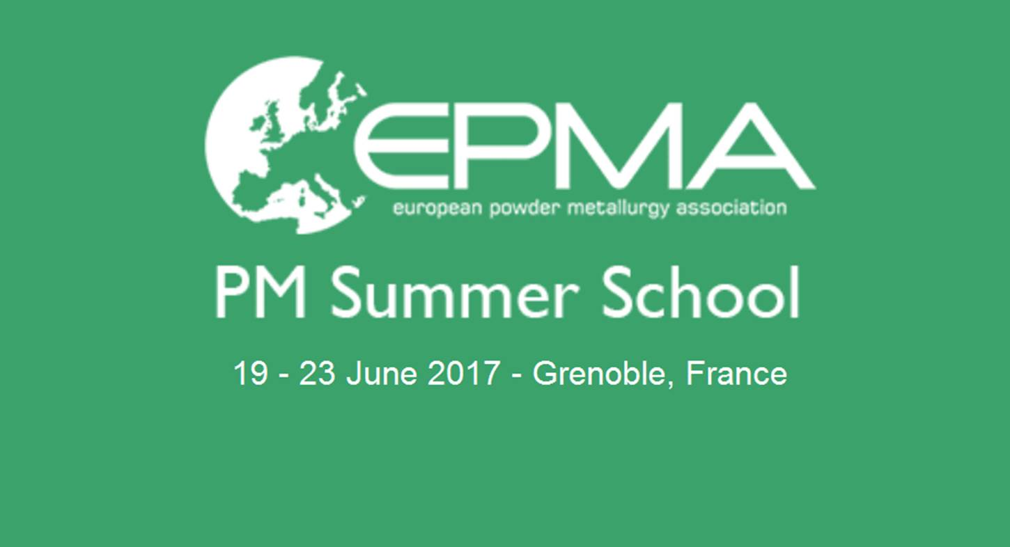 EPMA PMS School June 2017 Grenoble