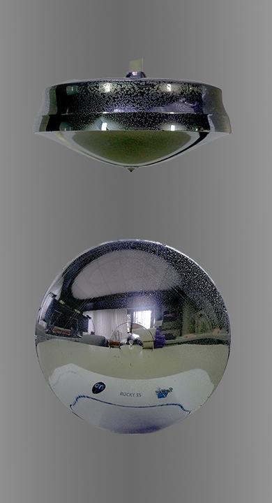 Mono cristal Silicium Kyropoulos