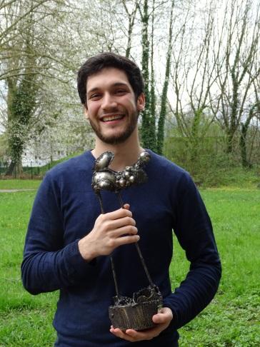 Prix Jean Besson Yohan Parsa