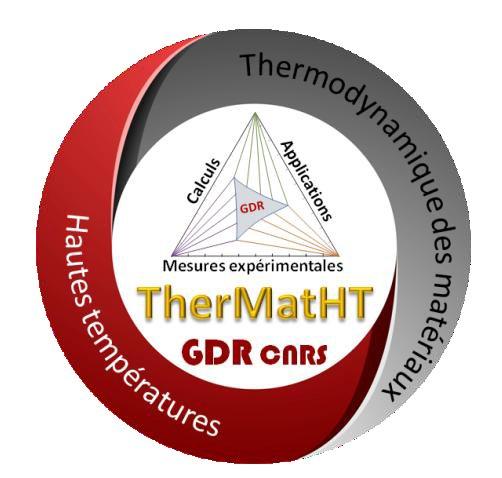 Ecole thématique Donnée Thermodynamique - GDR TherMatHT