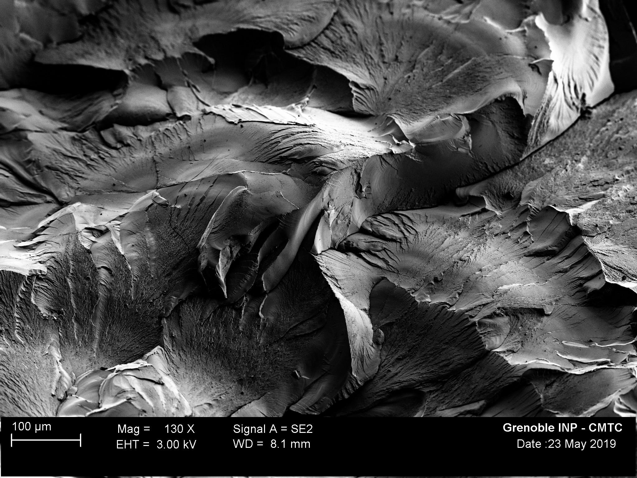 Massif metallique amorphe - E. Guerin (SIMaP)